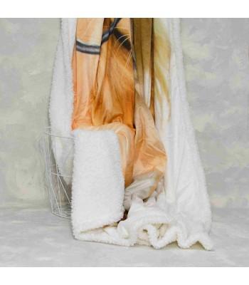 """Плед-покривало Viluta Флісове Фотопринт """"Dog"""" 150х200 см (161116)"""