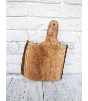 Дошка дерев'яна для нарізки 30х30 см (ТВ001)