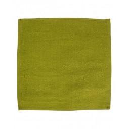Рушник махровий, Руно, 30х30см, оливковий (030030Т_3)