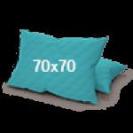 Подушки 70 х 70 см - ОПТОМ І ВРОЗДРІБ