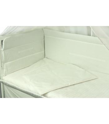 Захисний борт на ліжечко Руно Прованс 60х120 см (922.50ПУ)
