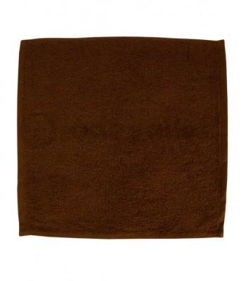 Рушник махровий, Руно, 30х30см, коричневий (030030Т_2)