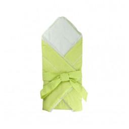 Ковдра-конверт для новонароджених Руно Салатовий 75х75 см (957ХБУ_салатовий)