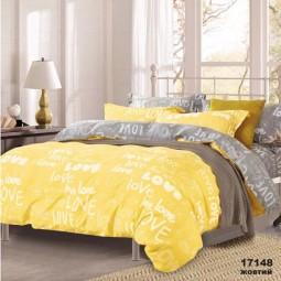 Комплект постельного белья Viluta (17148 желтый)